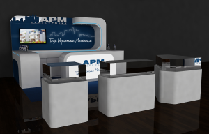 stoisko targowe apm development 11